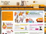 Boutiques en ligne Chats : achat aliments, arbre a chat, répulsif,... : Boutique chatsdumonde.com