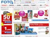 Boutiques en ligne Tirage photo numérique : Foto.com