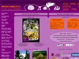 Hotel insolite Hotels insolites Hotels insolites : Museohotel: L´�le aux bulles