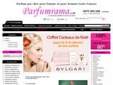 Boutiques en ligne Parfums : parfumerie en ligne, discount, moins cher : Parfumrama