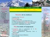 Gites de Charme Savoie 73 à Chambery, Aix-Les-Bains, Albertville ... : Studio 4 personnes aux Houches dans la vallée de Chamonix