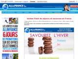 Boutiques en ligne Voyage Voyage : Ventes flash de AllinFrance