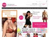 Boutiques en ligne Lingerie : 1001 Dessous