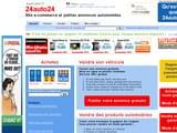 Boutiques en ligne Occasion : Petites annonces 24auto24