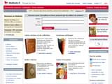 Boutiques en ligne Livres : Abebooks