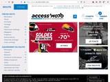 Casse Moto Gers 32 à Auch, Condom, Fleurance ... : Access Moto