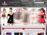 Boutiques en ligne Lingerie : Aiko