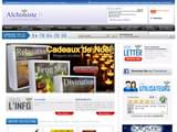 Boutiques en ligne �sot�risme : Alchimiste.fr