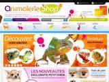Boutiques en ligne Animaux : Animalerie-shop
