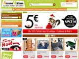 Boutiques en ligne Animaux : Animomalins