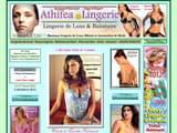 Boutiques en ligne Lingerie : Athifea
