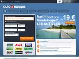 Boutiques en ligne Location : Auto Europe