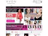 Boutiques en ligne Beauté : Avon