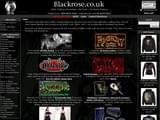 Boutiques en ligne Mode gothique : Blackrose.co.uk