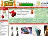Boutiques en ligne Ésotérisme : Boutique ésotérique, bijoux et minéraux