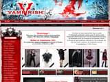 Boutiques en ligne Mode gothique : Boutique-gothique.fr