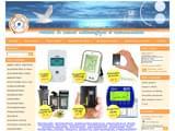 Boutiques en ligne Appareils de mesure météo : La boutique meteo