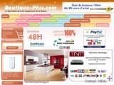 Boutiques en ligne Hifi et vidéo : Boutique-plus.com