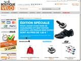 Boutiques en ligne Cyclisme : Boutique Vélo