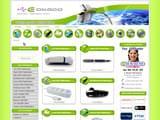 Boutiques en ligne Cadeaux publicitaires :  E-DKADO