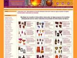 Boutiques en ligne Artisanat du monde : achat en ligne :  Artisanat marocain ,meubles teck, décoration artisanat du monde