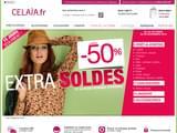 Boutiques en ligne Femme : Celaia