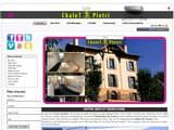 Gites de Charme Corse 20 à Ajaccio, Bastia, Porto-Vecchio ... : Gite d´étapes du chalet Pietri - Corse -