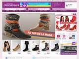 Boutiques en ligne Chaussures : Chaussures Desmazieres