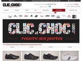 Boutiques en ligne Chaussures : Clicetchoc : Déstockage chaussures de sport