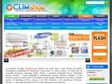 Boutiques en ligne Chauffage : Climshop.com