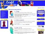 Boutiques en ligne Danse : Cristil