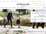 Boutiques en ligne Habillement : Cyrillus