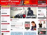 Boutiques en ligne Équipement : Dafy moto