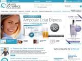 Boutiques en ligne Parfums : parfumerie en ligne, discount, moins cher : Daniel Jouvance