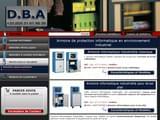 Boutiques en ligne Meubles : DBA Armoire Informatique Vestiaire