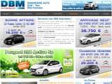 Boutiques en ligne Tarn 81 à Albi, Castres, Graulhet, Gaillac, Mazamet ... : DBM Automobiles