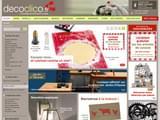 Boutiques en ligne Décoration : Decoliro