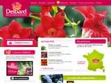 Boutiques en ligne Fleurs et plantes : Delbard