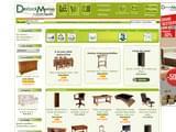 Boutiques en ligne Mobilier : Destock meubles