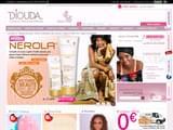 Boutiques en ligne Beauté : Diouda