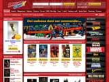 Boutiques en ligne Bande dessinée : Discount Comix