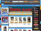 Boutiques en ligne Bande dessinée : Discount Manga
