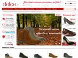Boutiques en ligne Chaussures : Dolce .fr > La chaussure et vous !
