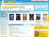 Boutiques en ligne DVD : DVD pas cher