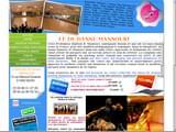 Cours de Tango Côte-d'Or 21 à Dijon, Beaune, Chenove ... : Complexe de danse Mansouri