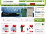 Boutiques en ligne Maison et jardin : Ecologie-Shop : produire et économiser l´énergie