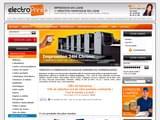Boutiques en ligne Cartes de visite : Electroprint - Imprimeur en ligne