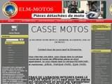 Casse Moto Yonne 89 à Auxerre, Sens, Joigny, Avallon ... : elm-motos.com