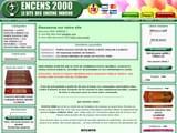 Boutiques en ligne Encens : Encens2000