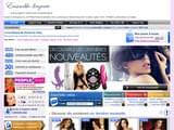 Boutiques en ligne Lingerie : Lingerie sexy